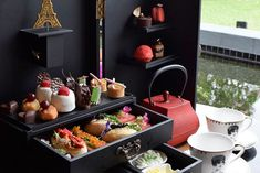 Sofitel Sentosa LeBar Where to find Afternoon Tea in Singapore