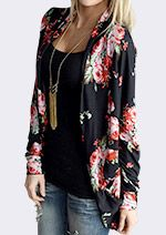 Women's Boho Irregular Long Sleeve Wrap Kimono Cardigans Coat Tops Outwear The Perfect Dress For You, Be The First To Wear The New Styles, You Will Not Believe These Prices, On The Hottest Fashion # Plaid Fashion, Fall Fashion, Kimono Cardigan, Sweater Coats, Cardigans, Sweaters, Long Sleeve, Sleeves, Boho