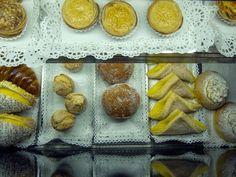 Pastries at A Casa Portuguesa, photo by Nicolas Jaimes