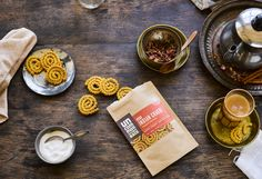 You've Never Snacked Quite Like This Before — The Dieline | Packaging & Branding Design & Innovation News