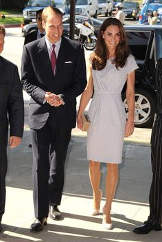 Kate Middleton royal tour of Canada and USA in dresses: Complete guide to the Duchess of Cambridge's outfits - Mirror Online