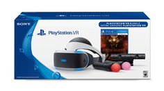 More PlayStation VR Bundles Coming This Month #Playstation4 #PS4 #Sony #videogames #playstation #gamer #games #gaming