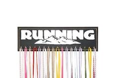 Do you run trails? #Running #MedalHolder #Trailrunning  Running medal holder for all your Race Medals!