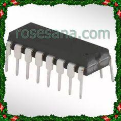 ULN2003 darlington array chip