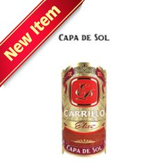 Shop Now E.P Carrillo Elite Series Capa de Sol Robusto Royal Cigars - Natural Box of 24 | Cuenca Cigars  Sales Price:  $171.99