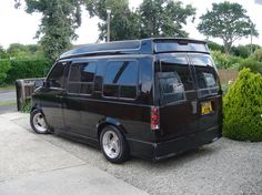 Conversion Vans Custom Car Show | supastar69's 1994 Chevrolet Astro