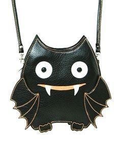 Cute Little Spooky Vampire Bat Bag Purse http://s.click.aliexpress.com/e/3vJi233