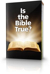 Is the Bible True? The bible is much quoted, but little understood or believed. Can the Bible withstand scrutiny of its apparent contradictions?  Should you believe it?   The truth will astound you!   Pinned from | United Church of God