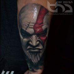 Done by Zoran Gavric, tattoo artist at Hard Core Tattoo (Belgrade), Serbia TattooStage.com - Rate & review your tattoo artist. #tattoo #tattoos #ink #TopRatedTattooist