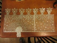 Diy Glinda the good witch crown