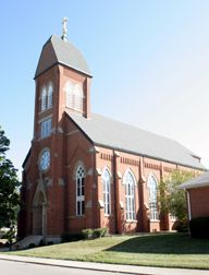 St. Mary Church (Union City, IN)