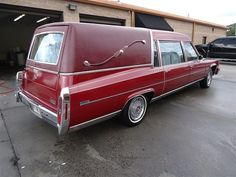 ✿1988 Cadillac Eureka Hearse✿...Special cars need special Insurance coverage that's #affordable...Brought to you by #HouseofInsurance #EugeneOregon