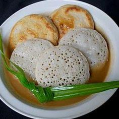 Indonesian Desserts, Asian Desserts, Indonesian Food, Asian Recipes, Baby Food Recipes, Snack Recipes, Dessert Recipes, Cooking Recipes, Healthy Recipes