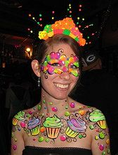 Art of Christy - face painting