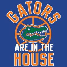 In the house! Fla Gators, Uf Gator, Gator Logo, Florida Gators Football, Sec Football, College Football Teams, Florida Girl, Florida Georgia, Chris Leak
