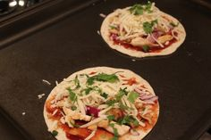 Jenny Volumizing: BBQ Chicken Fajita Pizza | No Thanks to Cake