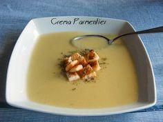 Cocina con Patrick: Crema Parmentier