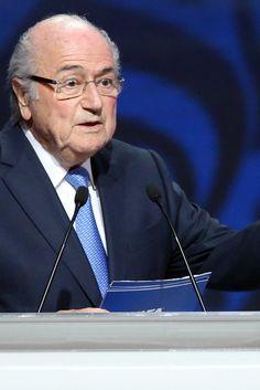 Swiss Open Criminal Probe Against FIFA's Sepp Blatter