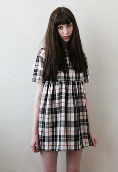 Robe Tartan Mod Dolly - 60€