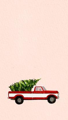 Christmas Phone Backgrounds, Christmas Lockscreen, Merry Christmas Wallpaper, Holiday Wallpaper, Winter Wallpaper, Cute Wallpaper Backgrounds, Wallpaper Iphone Cute, Cute Wallpapers, Christmas Icons