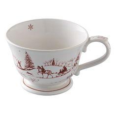Plum Pudding Gourmet Kitchen Store -- Winter Frolic Comfort Cup