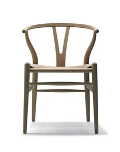 The Wishbone Chair, Carl Hansen & Son. Design by Hans J. Wegner