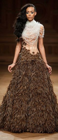 Serkan Cura Couture F/W 2014-2015