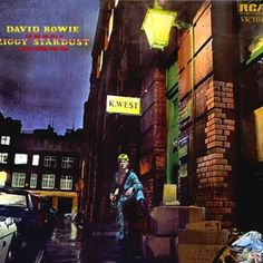 David Bowie's Ziggy Stardust Gets 40th Anniversary Remaster