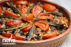 Şehzade Kebabı Tarifi Grilling Recipes, Meat Recipes, Cooking Recipes, Vegetable Recipes, Turkish Recipes, Ethnic Recipes, Middle East Food, Eggplant Dishes, Good Food