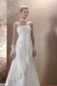 Robe de mariée Pronuptia Paris Adelaide 2013