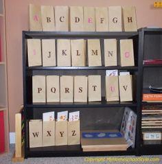 montessori style learn to read