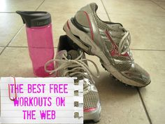 Rundown of the best free workouts on the web, including pilates, kettlebells, strength and cardio
