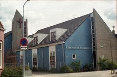 Ons kerkgebouw aan het Zuideinde te Koog aan de Zaan Netherlands, Holland, The Netherlands