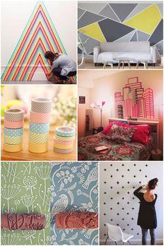 Ideas para pintar paredes con texturas. Trucos para conseguir paredes. #trucosdepintura #decoratrucos #pintarparedes #pintura #paredes