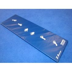 Gymnastics Cartwheel Training Mat for learning cartwheels at home. http://amzn.to/Om4r3z $39.00