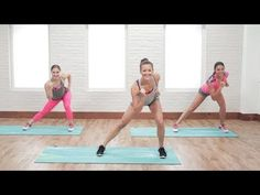 15-Minute Beginner's Low-Impact Cardio Workout | Class FitSugar - YouTube fat burning cardio