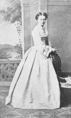 Alexandrine of Prussia detint (1842-1906) Princess of Mecklenburg-Schwerin