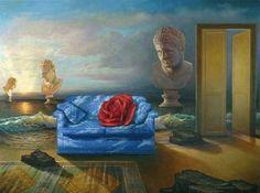 nunziante - Cerca con Google Ap Art, Surreal Art, Painting, Google, De Chirico, Surrealism, Blue Prints, Musica, Painting Art