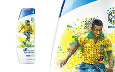 Head & Shoulders - World Cup Special Edition on Packaging of the World - Creative Package Design Gallery