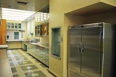 View of the pantry, Hillwood, Washington DC (MM Post)