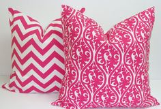 teal navy pink yellow pillow - Google Search