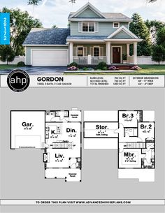 Traditional Modern House Exteriors Contemporary Decorating – rustic home exterior Sims House Plans, Small House Floor Plans, House Layout Plans, House Layouts, Cottage House Plans, Craftsman House Plans, Country House Plans, Home Building Design, Building A House