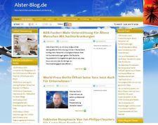 Hier ein Blog über Alster(Hamburg) und Pressemitteilungen aus allen Themenbereichen.  http://www.alster-blog.de/