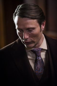 Mads Mikkelsen as Hannibal Lecter