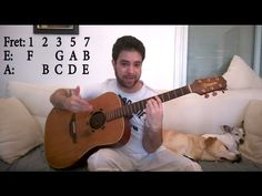 How to Memorize, Find & Practice Barre Chords - The Ultimate Guitar Lesson - YouTube