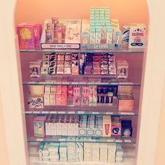 I want all Benefit cosmetics!
