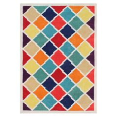 Alliyah Handmade Multi-Color New Zealand Blended Wool Rug (9 x 12) | Overstock.com Shopping - The Best Deals on 7x9 - 10x14 Rugs