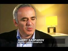 Garry Kasparov — Putin and the dangers of fake news from Russia