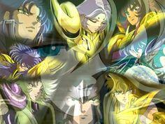 Saint Seiya Anima Wallpaper