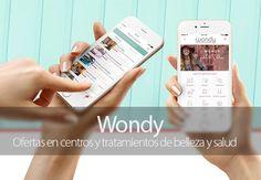 Wondy, ofertas en centros y tratamientos de belleza y salud